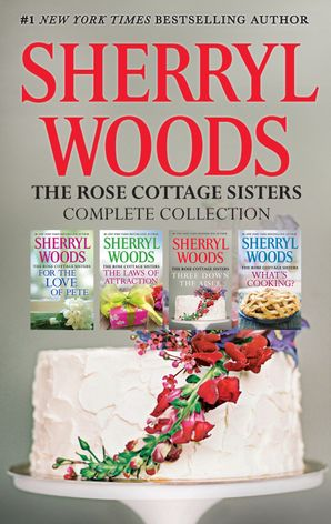 Sherryl Woods Rose Cottage Complete Collection - 4 Book Box Set