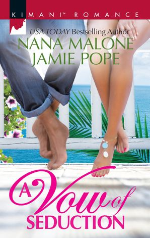 A Vow Of Seduction/Hot Night In The Hamptons/Seduced Before Sunr
