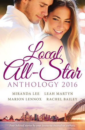 Local All-Star Anthology 2016 - 4 Book Box Set
