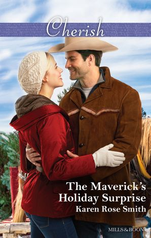 The Maverick's Holiday Surprise
