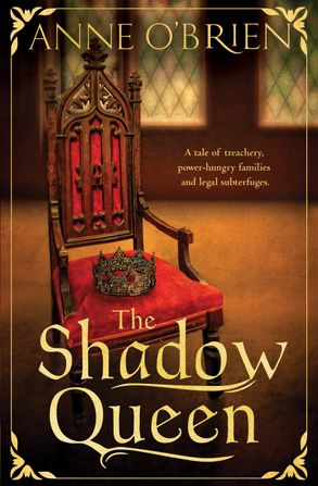 Cover image - The Shadow Queen