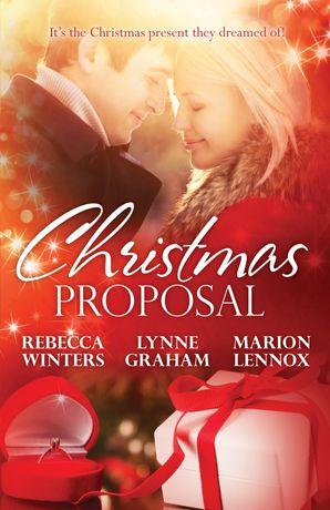 Christmas Proposals - 3 Book Box Set