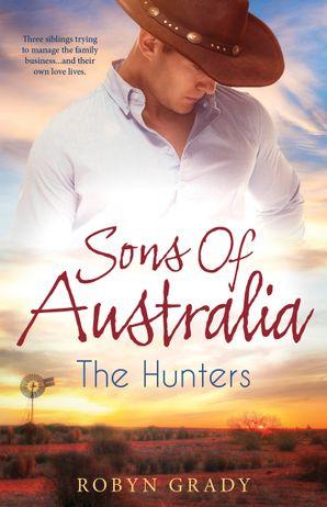 Sons Of Australia - 3 Book Box Set