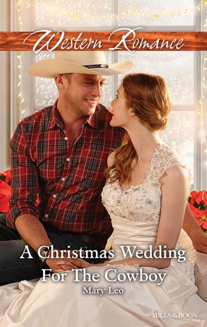 A Christmas Wedding For The Cowboy