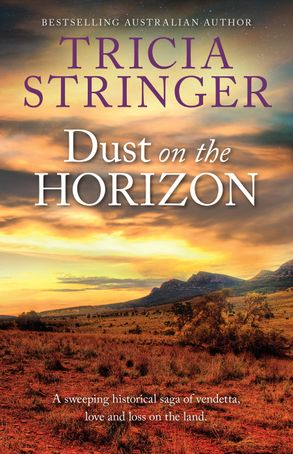 Cover image - Dust On The Horizon