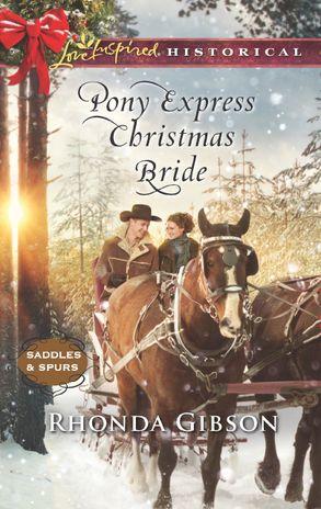 Cover image - Pony Express Christmas Bride