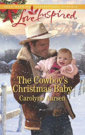 Cover image - The Cowboy's Christmas Baby