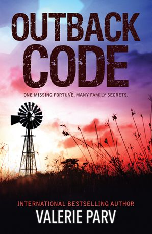 Outback Code/Heir To Danger/Live To Tell/Deadly Intent