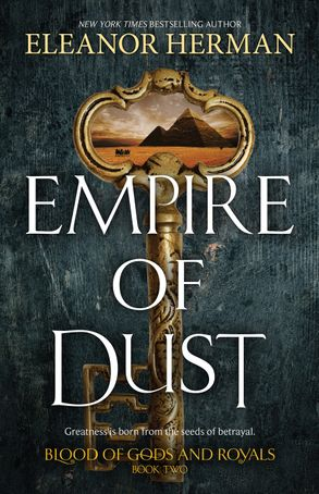 Cover image - EMPIRE OF DUST