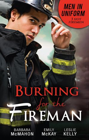 Burning For The Fireman - 3 Bks