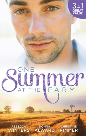One Summer At The Farm - 3 Book Box Set