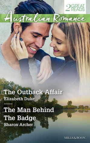 The Outback Affair/The Man Behind The Badge
