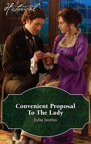 Convenient Proposal To The Lady