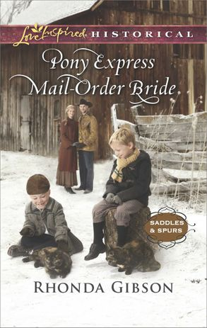 Cover image - Pony Express Mail-Order Bride