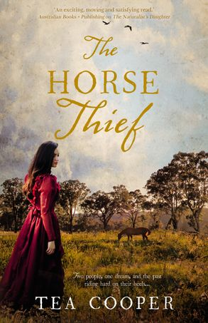 Cover image - The Horse Thief