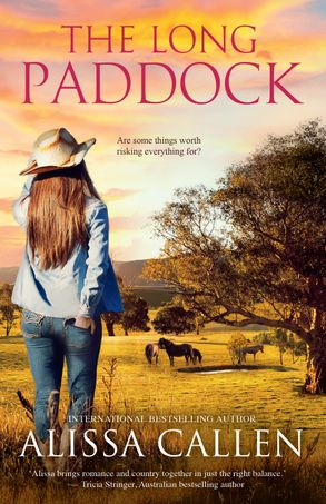Cover image - The Long Paddock
