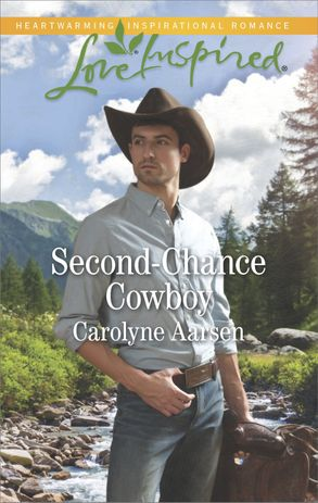 Cover image - Second-Chance Cowboy