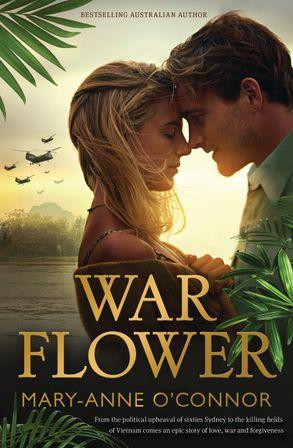 Cover image - War Flower