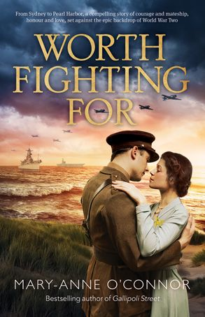Cover image - Worth Fighting For