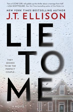Cover image - LIE TO ME