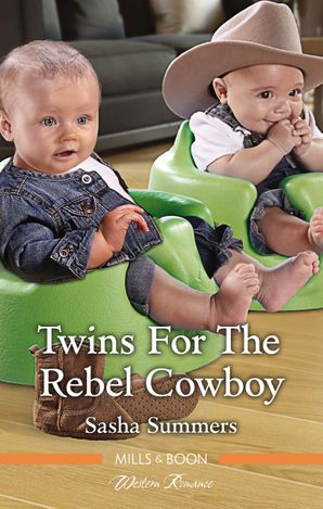 Twins For The Rebel Cowboy