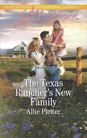 The Texas Rancher's New Family