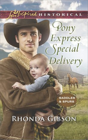 Cover image - Pony Express Special Delivery