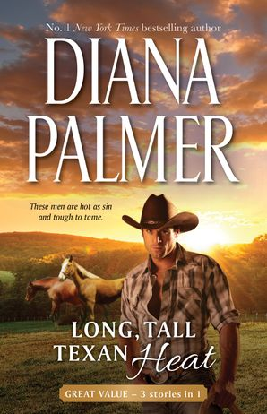 Long, Tall, Texan Heat - 3 Book Box Set