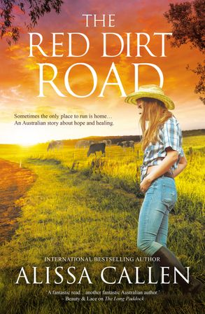Cover image - The Red Dirt Road