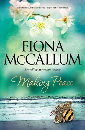 Cover image - Making Peace