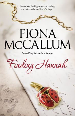 Cover image - Finding Hannah