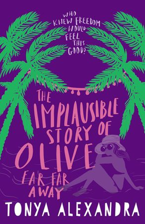 Cover image - The Implausible Story Of Olive Far Far Away