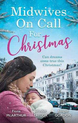 Midwives On Call For Christmas - 3 Book Box Set
