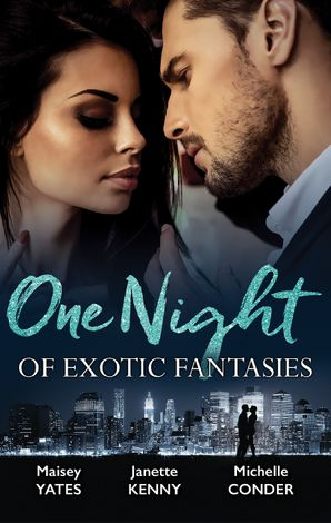 One Night Of Exotic Fantasies - 3 Book Box Set