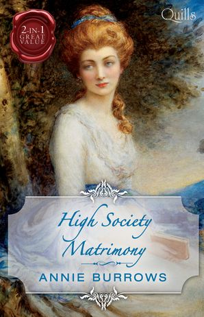 High Society Matrimony