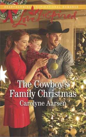Cover image - The Cowboy's Family Christmas