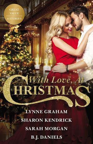 With Love, At Christmas - 4 Book Box Set