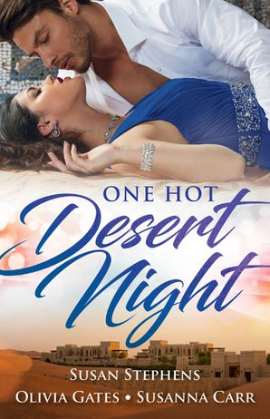 One Hot Desert Night - 3 Book Box Set