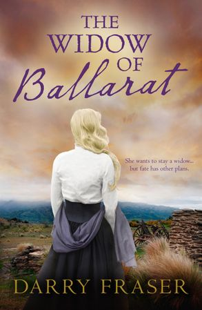 Cover image - The Widow of Ballarat