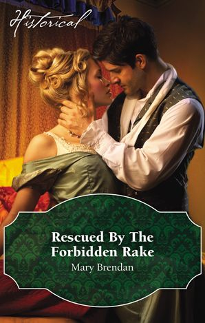 Rescued By The Forbidden Rake