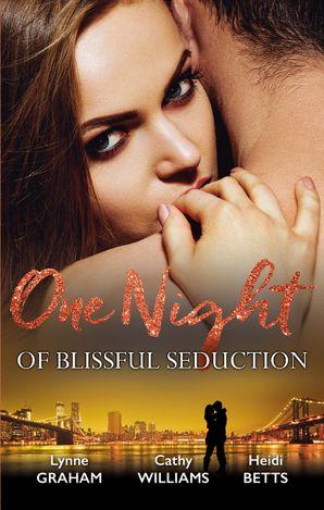 One Night Of Blissful Seduction - 3 Book Box Set