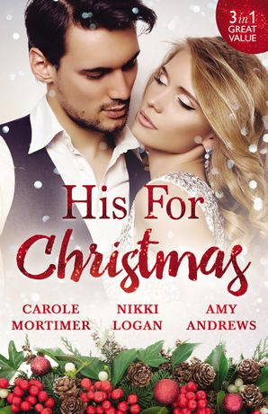 His For Christmas - 3 Book Box Set