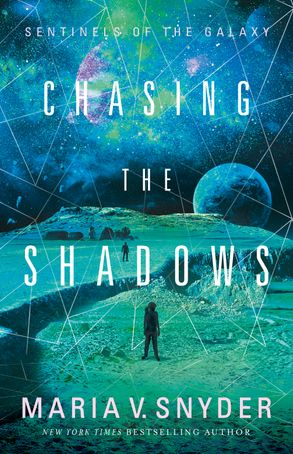 Cover image - Chasing The Shadows