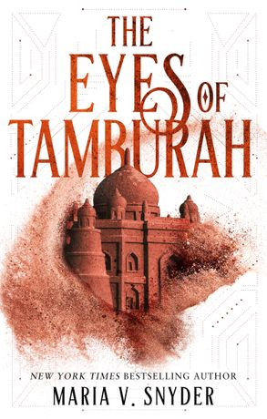 Cover image - The Eyes of Tamburah