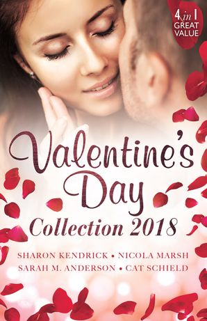 Valentine's Day Collection 2018 - 4 Book Box Set