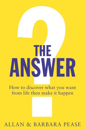 Cover image - The Answer