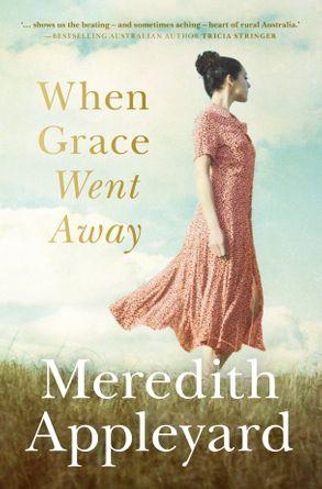 Cover image - When Grace Went Away