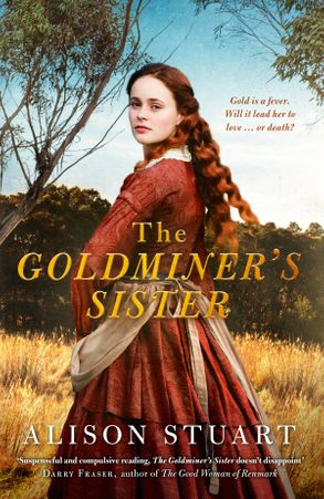 Cover image - The Goldminer's Sister