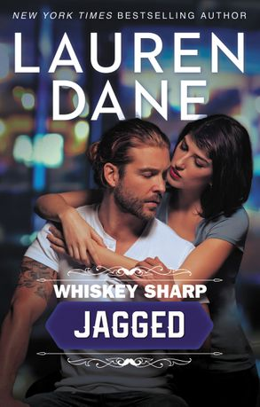 Cover image - Whiskey Sharp: Jagged
