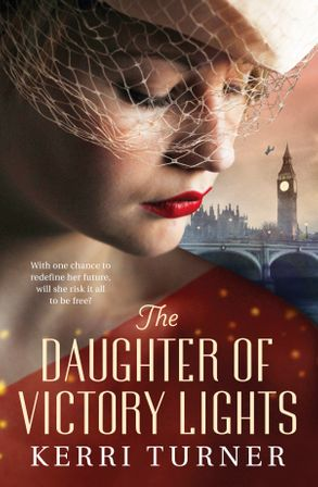 Cover image - The Daughter of Victory Lights